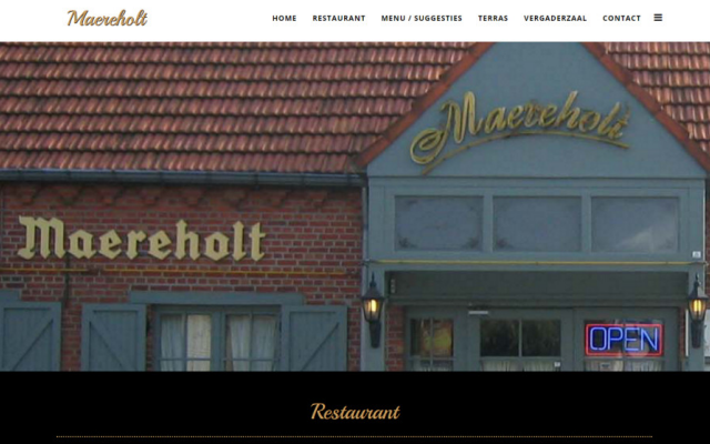 Restaurant Maereholt